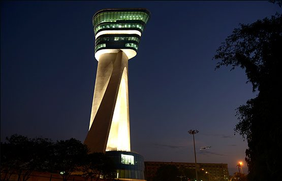 Mumbai ATC Tower