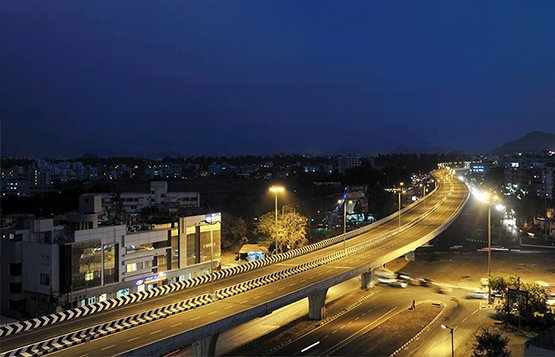 Nashik Elevated Corridor Project