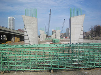 Role of reinforcement in construction
