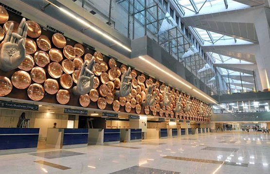 Terminal 3, Delhi International Airport